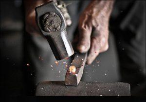 شکل دهی به فولاد