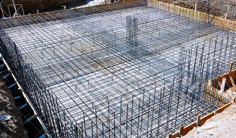 نقش میلگرد در ساختمان سازی