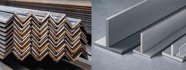 تفاوت نبشی و سپری فولادی